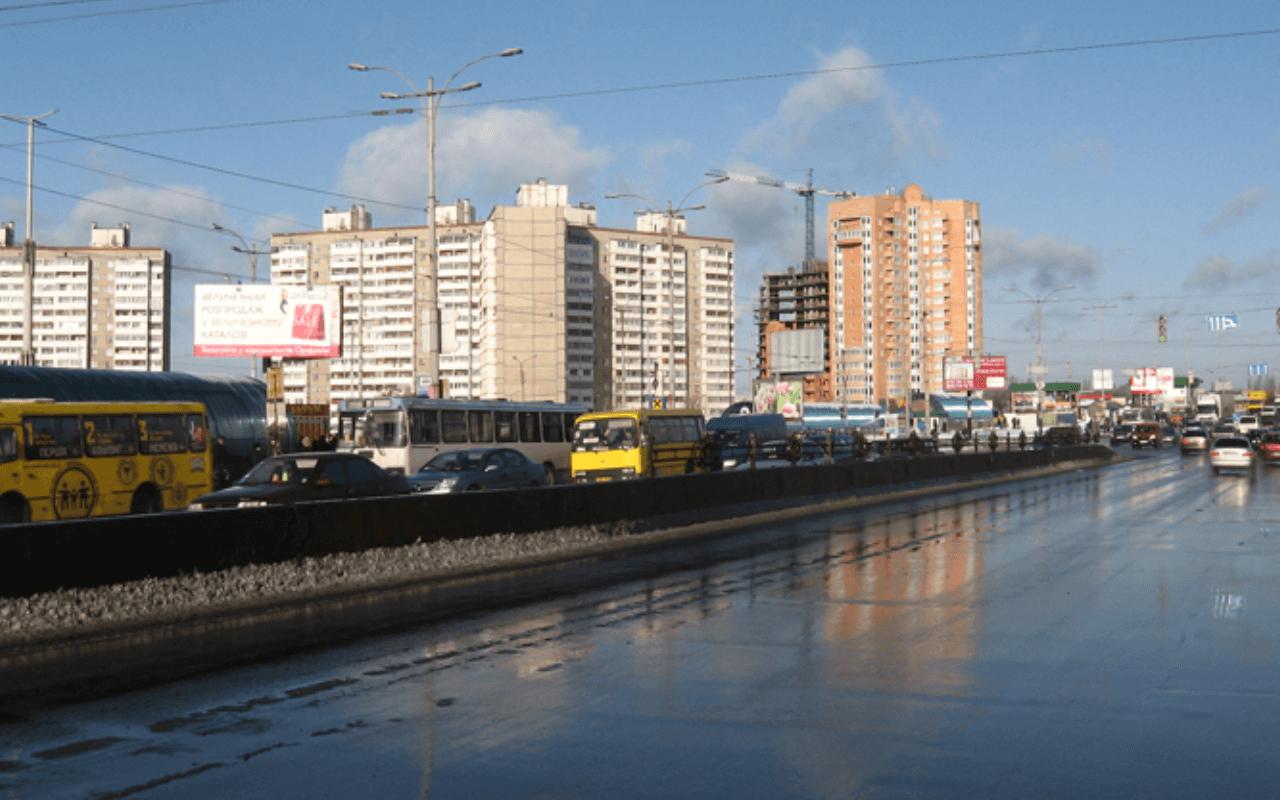 Академгородок Святошенский район Киева
