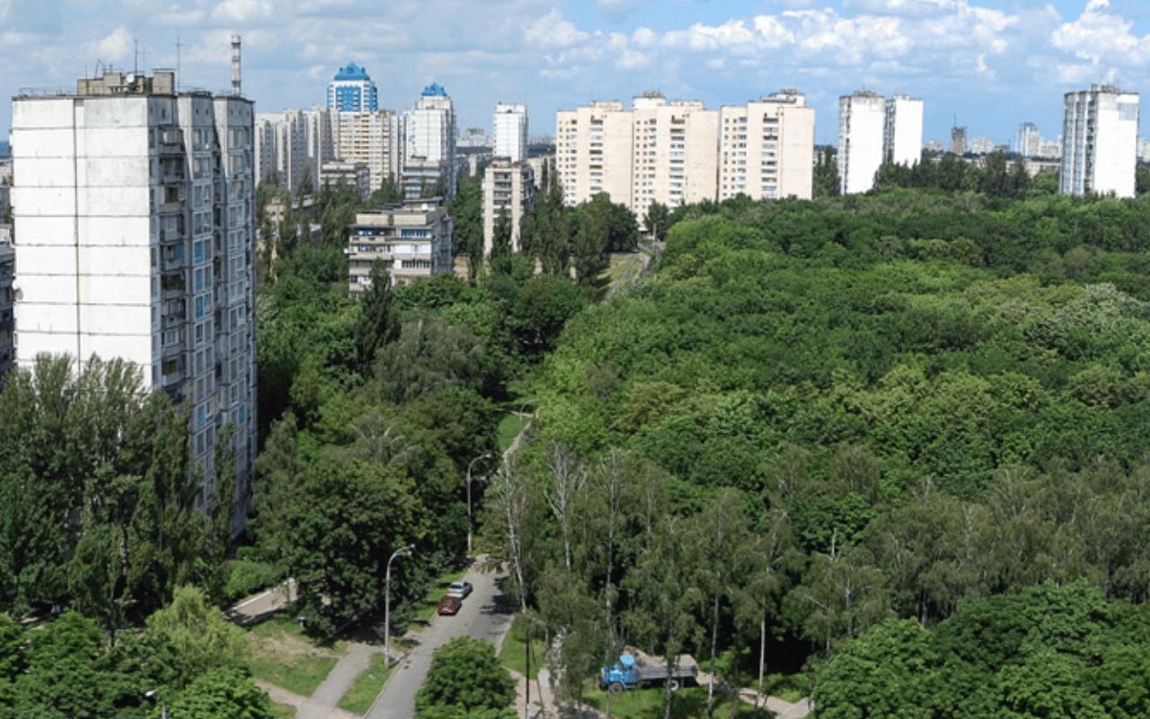 Борщаговка Святошенский район Киева