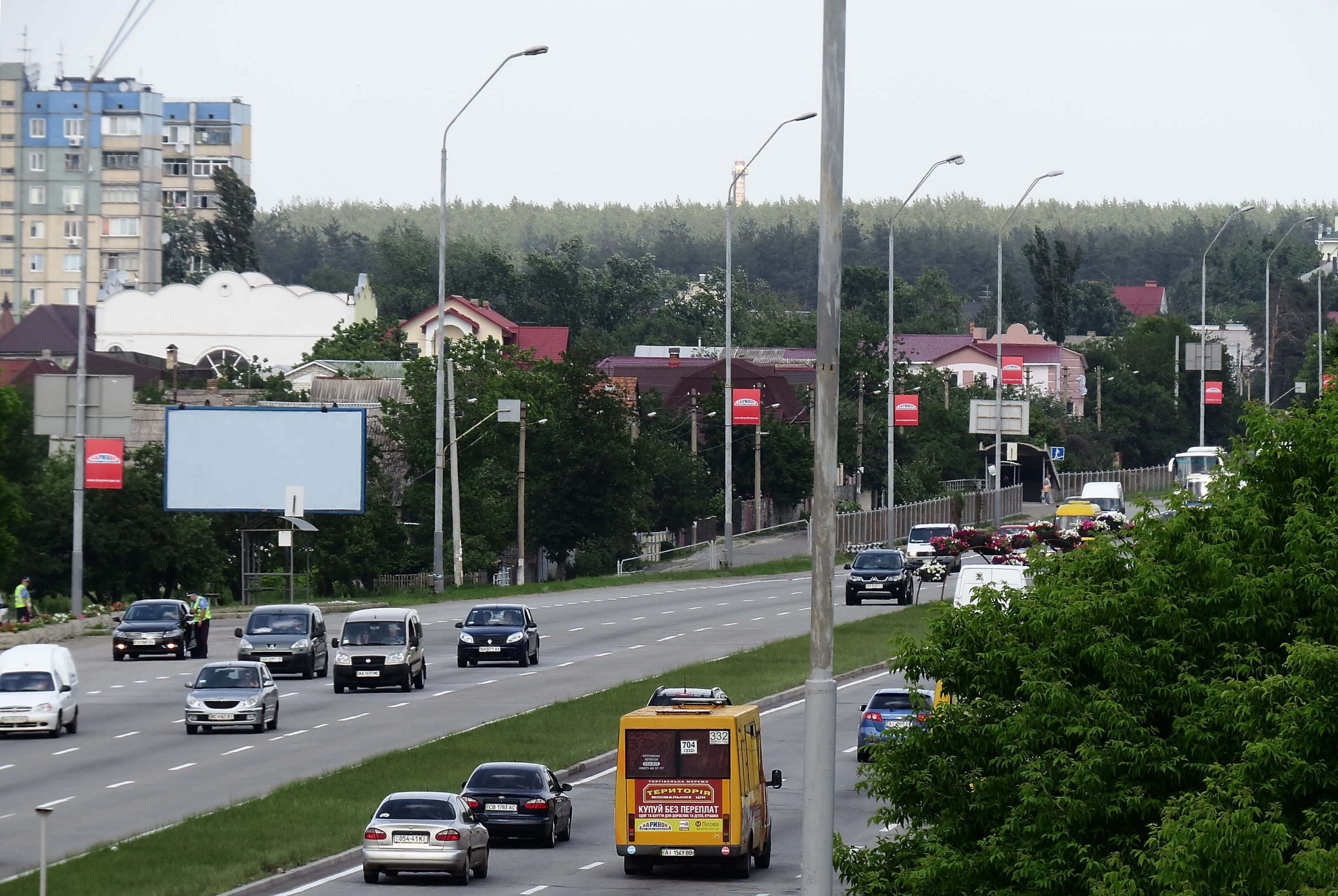 Деснянский район Киева Быковина