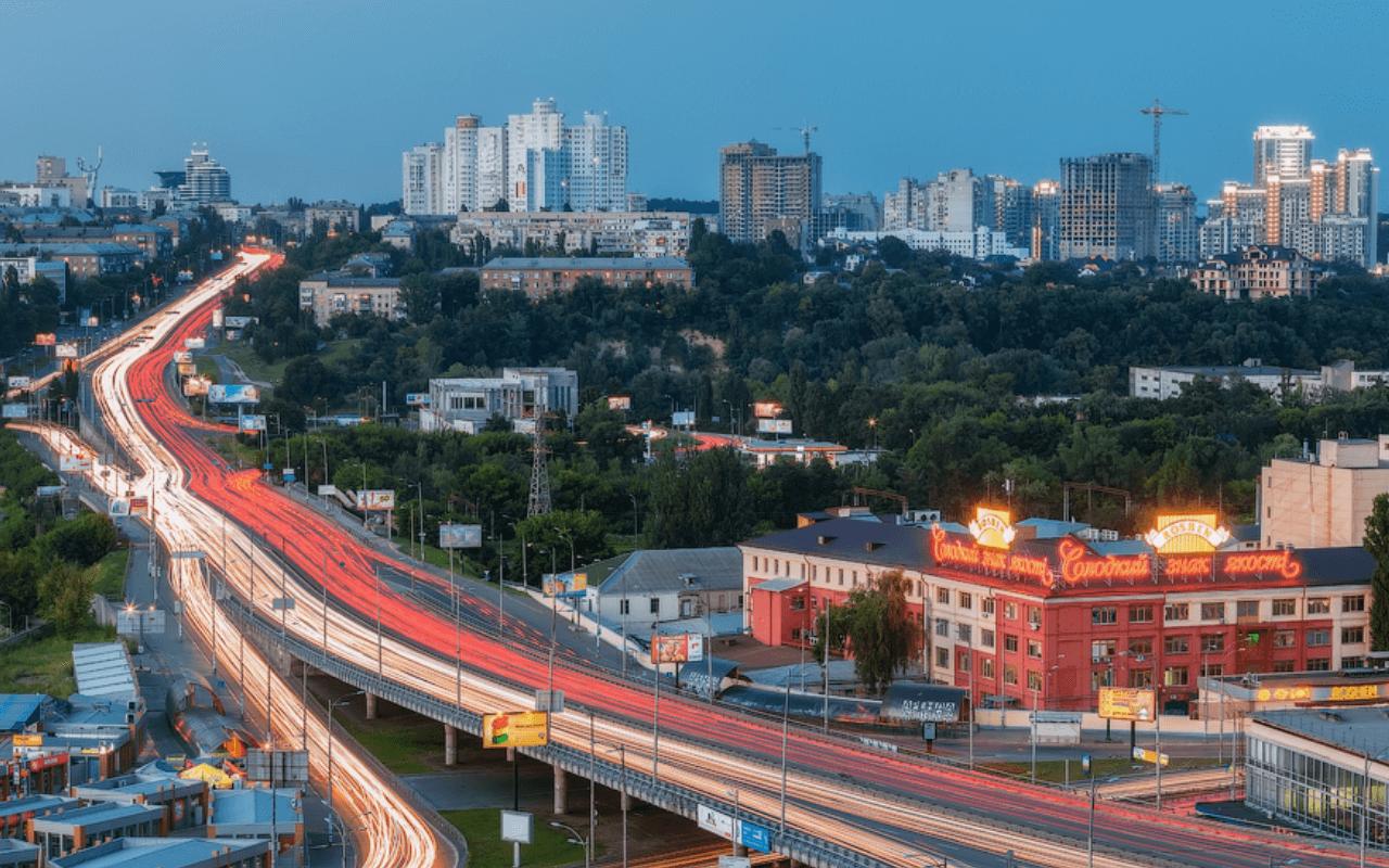 Демеевка Киев