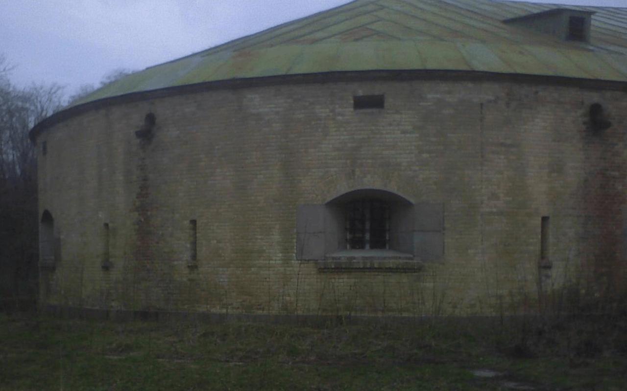 Косой капонир Киев