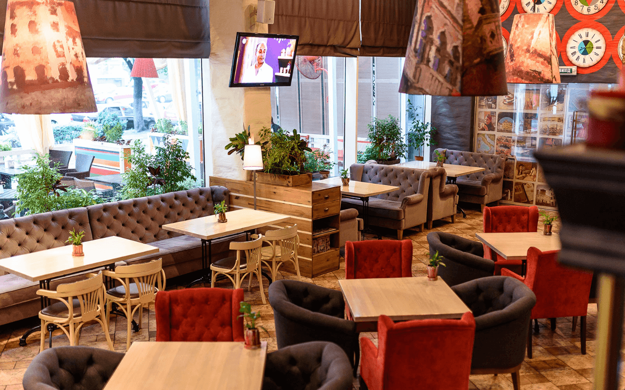 Ресторан Лукка
