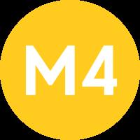 Логотип Киевского метрополитена