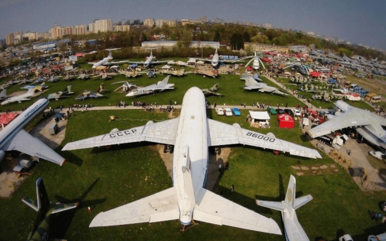 Музей авиации Киев