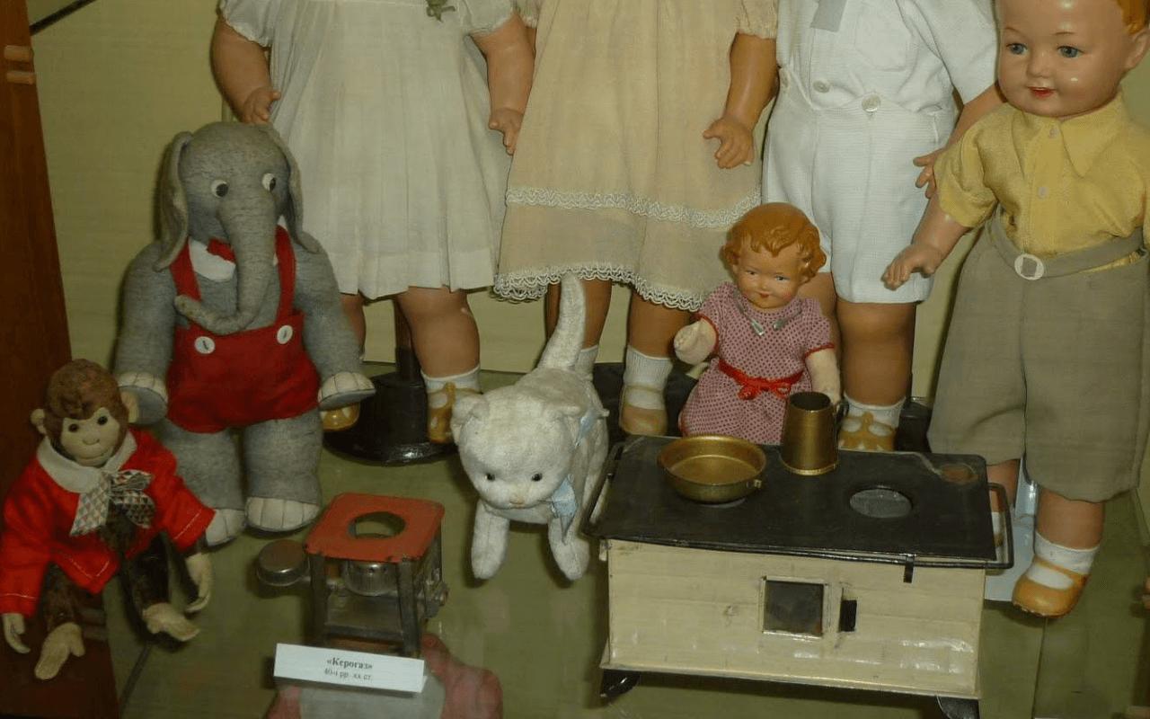 Музей игрушек Киев