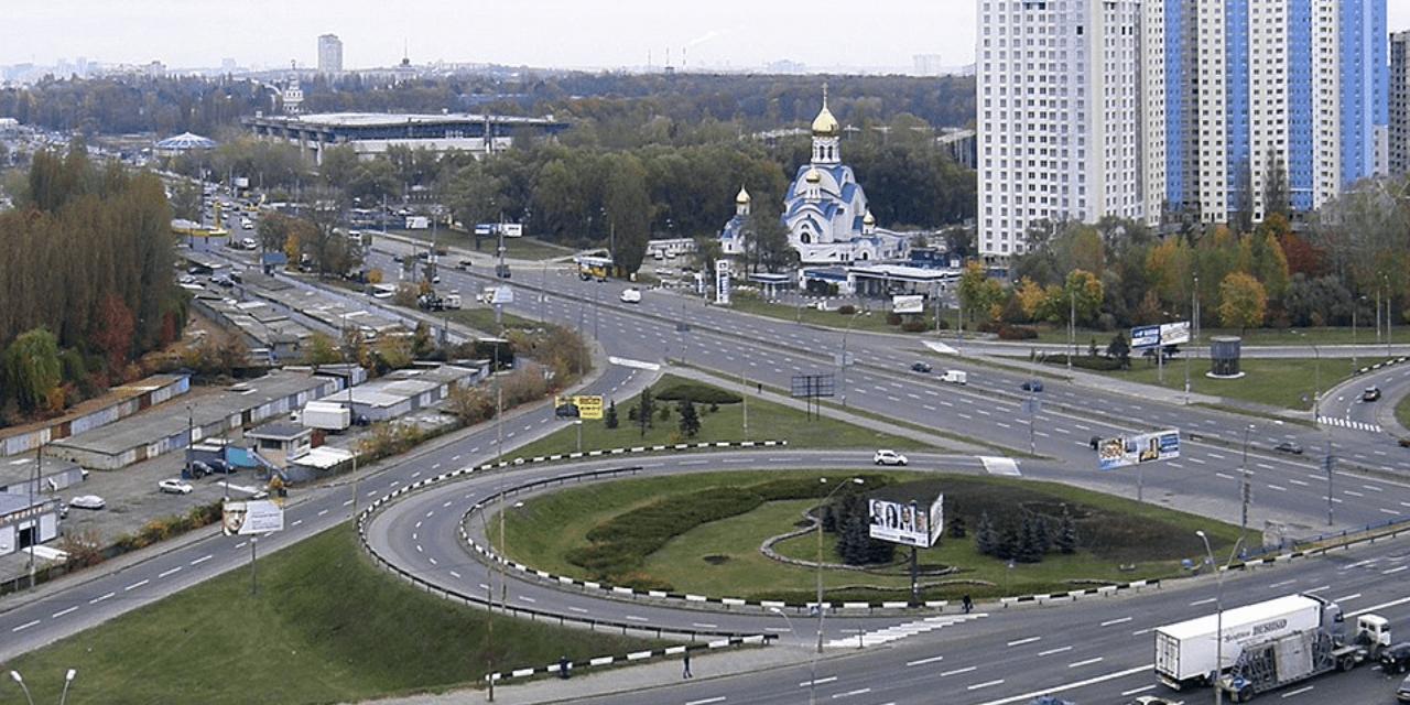 Площі в місті Київ
