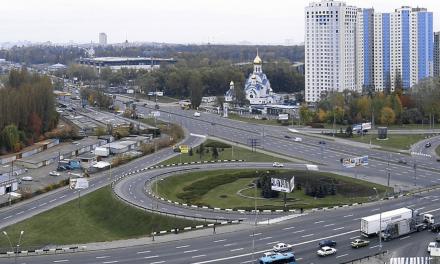 Площади в городе Киев