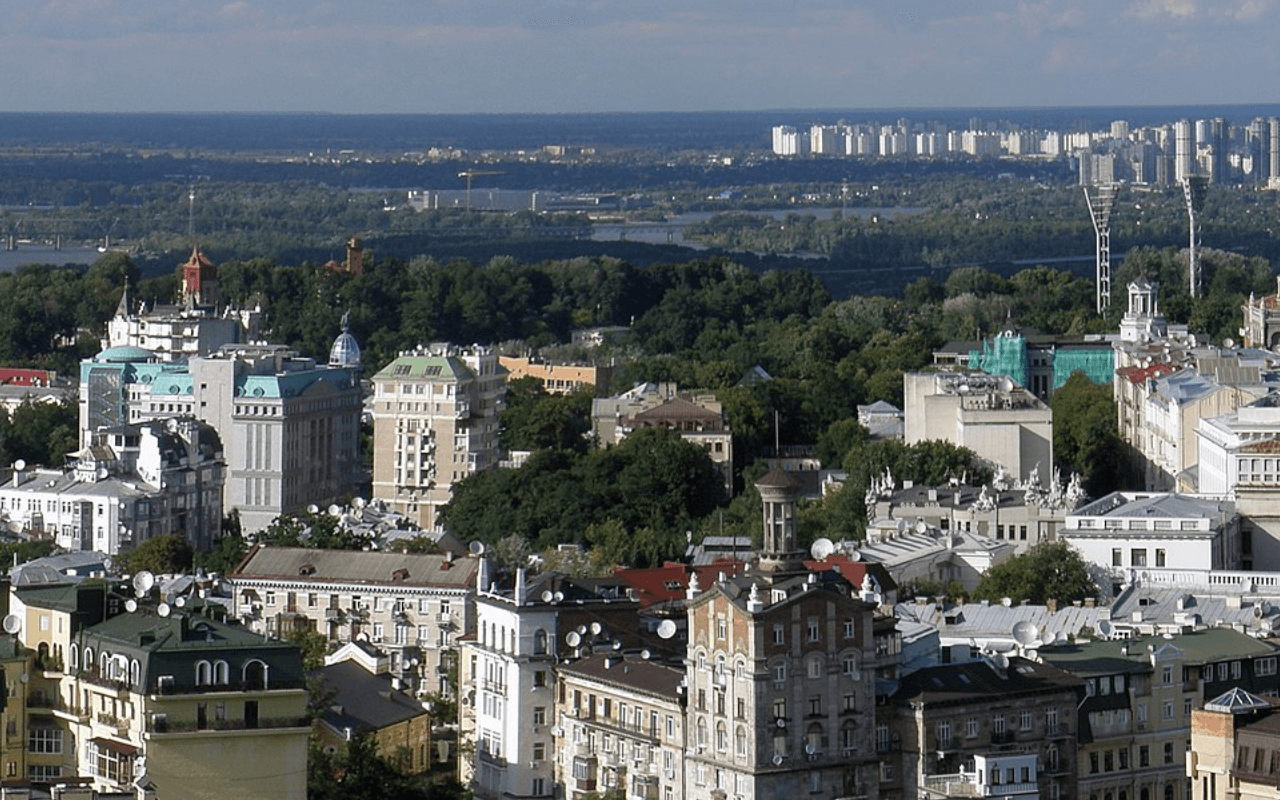 Печерские Липки Киев