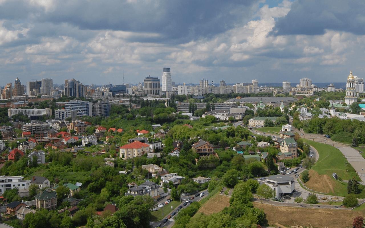 Печерский район Киева