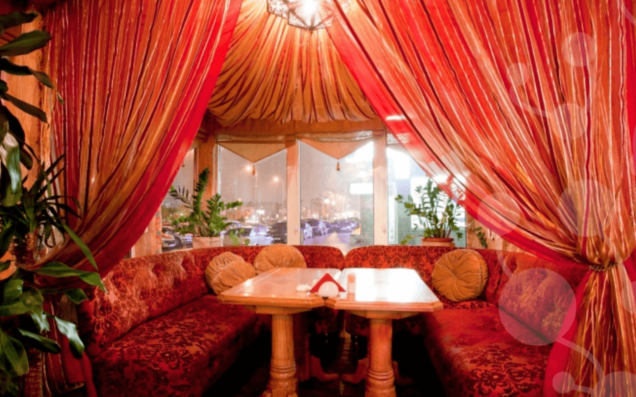 Ресторан Маракуйя Оболонский район Киева