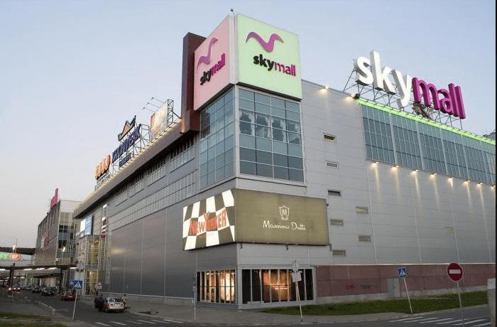 Деснянский район Киева ТРЦ Sky Mall