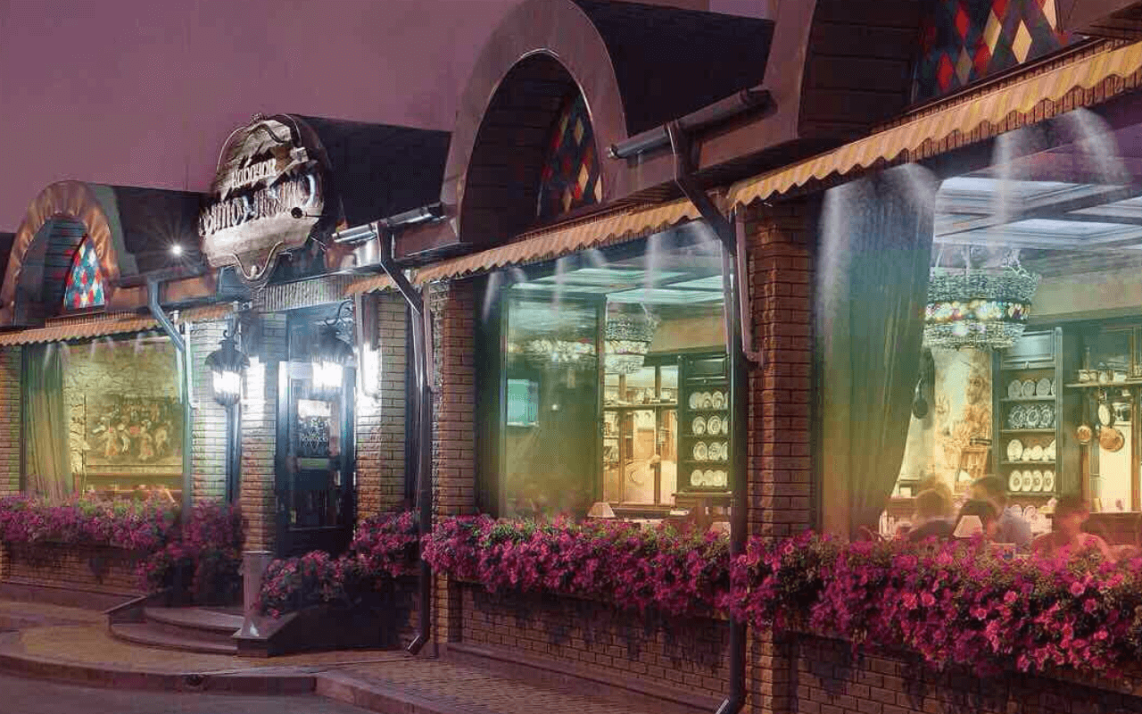 Ресторан Сыто-Пьяно