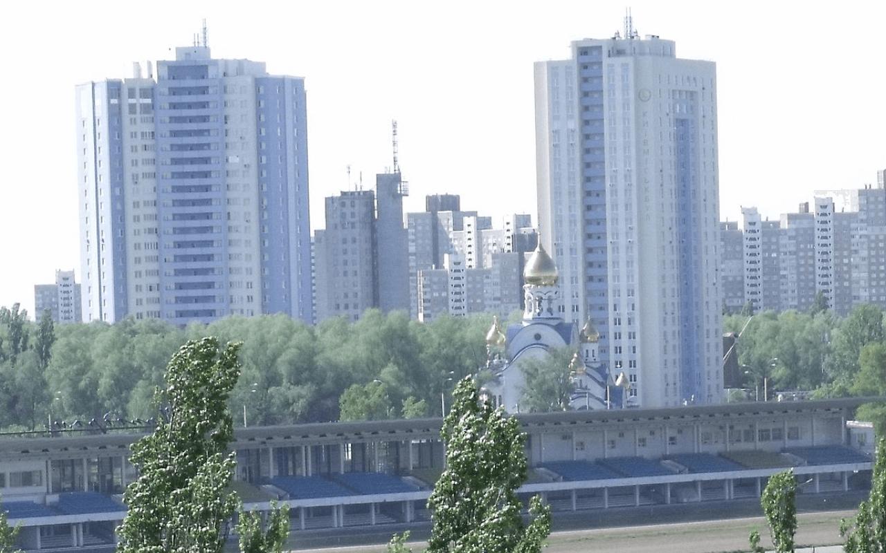 Теремки Киев